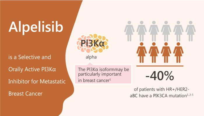 Alpelisib is a Selective and Orally Active PI3Kα Inhibitor for Metastatic Breast Cancer 2019 12 16 - Alpelisib is a Selective and Orally Active PI3Kα Inhibitor for Metastatic Breast Cancer