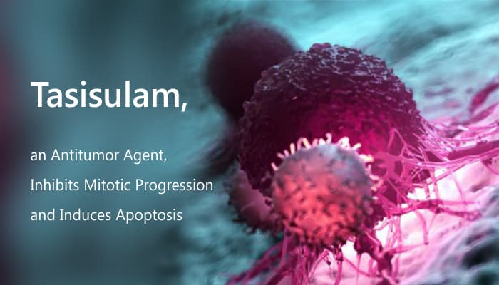 Tasisulam an Antitumor Agent Inhibits Mitotic Progression and Induces Apoptosis 2019 10 21 - Tasisulam, an Antitumor Agent, Inhibits Mitotic Progression and Induces Apoptosis